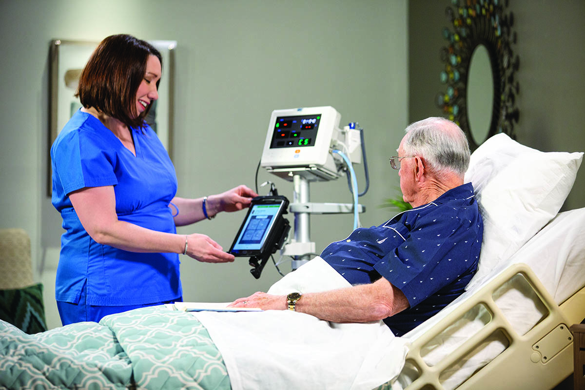 DS smart Technology for Senior Living